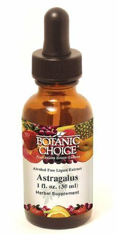 Botanic Choice Liquid Extract, Astragalus Root, 1-Fluid Ounce (Pack of 2) by Botanic Choice. $10.88. A wide range of health benefits From traditional Chinese medicine, Astragalus is a type of bean and is also known as huang qi. For centuries it has been popular for a wide range of health benefits for the heart, circulation and blood sugar. Today it is best known for its immune and liver support as well as for the antioxidants it provides. Rejuvenate your system from ...