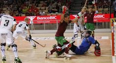 SPORTS And More: #RinkHockey 42nd   #WorldCup  #Portugal -13- #Aust...