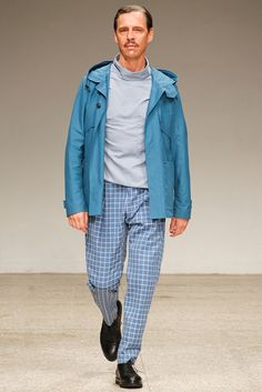 Umit Benan Spring 2013 Menswear - Collection - Gallery - Style.com