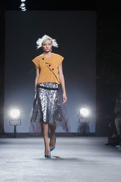 Tracy Reese Ready To Wear Spring Summer 2016 New York Live Fashion, Fashion Show, Runway Fashion, Latest Fashion, Tracy Reese, Spring Summer 2016, Ready To Wear, Fashion Photography, Ballet Skirt