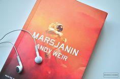 Marsjanin | Bookie & Cookie - recenzje książek