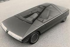 1980--citroen - (Concept Car)