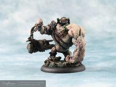 Infamy Miniatures - Frank Hyde