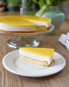 Mango-valkosuklaa-juustokakku