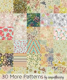 Patterns by SIMPOTHECARY - Sims 3 Downloads CC Caboodle