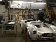 Nice aluminum Cobra body...
