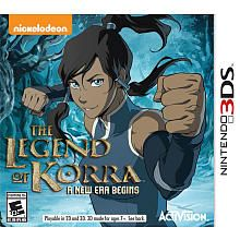 The Legend of Korra A New Era Begins Video Game Nintendo Action Factory Sealed Activision Blizzard, 3d Mode, Korrasami, Game Guide, Avatar The Last Airbender, Avatar Aang, Legend Of Korra, Nintendo 3ds, Nintendo Switch