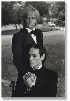Klaus Kinski & Pierre Clementi