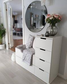Interior Home Design Trends For 2020 - New ideas Living Room Decor, Bedroom Decor, Bedroom Furniture, Entryway Decor, Ikea Bedroom Storage, Bedroom Ideas, Apartment Furniture, Deco Furniture, Bedroom Themes