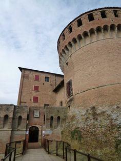 """""""Rocca Sforzesca di Dozza"""" (Castello), Dozza Italia (Marzo)"""