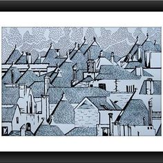 Puglia (cm.30x20 tecnica mista su cartoncino) #puglia #draw #drawing✏ #illustration #artist #art #designer #sanat #grafiktasarim #resim #tolgaozasil