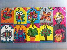 Duetpuzzle Jumbo Games Illustrations Alfons van Heusden