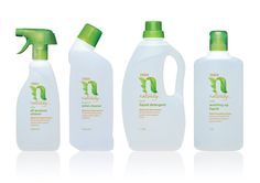 Pemberton & Whitefoord (P&W) – London NW1, UK | Tesco Green Things Cleaning Products #green #agency #design #packaging #clean #cleaning #fresh #easy #agency #london
