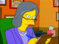 "Dr. Zweig | The 25 Best Onetime ""Simpsons"" Characters. Marge's fear of flying. Voice by Anne Bancroft"