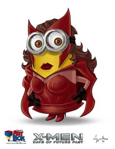 #Minions as the Uncanny Minions! #Superheroes http://archo.co/1k05VRN
