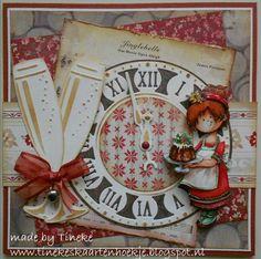 Tineke's kaartenhoekje