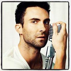 Adam Levine mmmm....