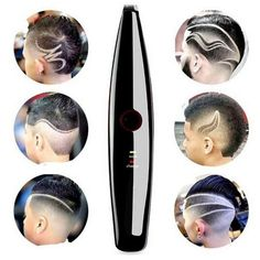 New Hair Clipper Barber scissors carved carving tools Rechargeable Hair Trimmer Adult Children modeling stencil lettering Stencil Lettering, Barber Equipment, Natural Oils For Skin, Diy Haircut, Nose Hair Trimmer, Trimmer For Men, Hair Falling Out, Hair Vitamins, Beard Trimming