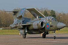 Blackburn Buccaneer S.2B by Paxton09, via Flickr Bruntingthorpe