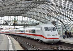 RailPictures.Net Photo: Unknown Deutsche Bahn AG ICE 2 at Berlin, Germany by Daniel SIMON