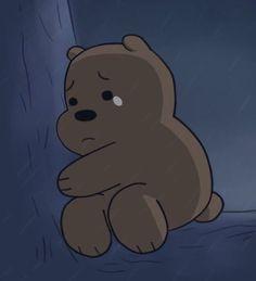 I love crying! Foto Cartoon, Cartoon Icons, Ice Bear We Bare Bears, We Bear, Cute Bunny Cartoon, We Bare Bears Wallpapers, Bear Wallpaper, Cute Cartoon Wallpapers, Cute Bears