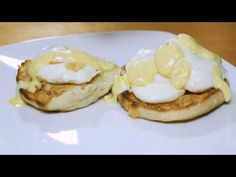 How to Make Healthier Hollandaise Sauce - YouTube