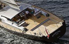 Wally Yachts Saudade