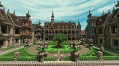 MCRival Towny Minecraft Server