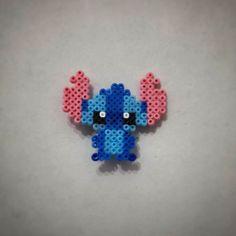 Stitch hama beads by usagibeads