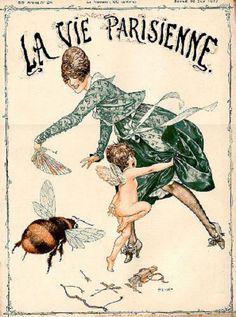 """Журнал """"VIE PARISIENNE""""Art Deco (1916 - 1918гг.). Обсуждение на LiveInternet - Российский Сервис Онлайн-Дневников"""