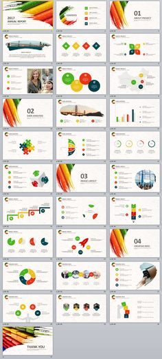 31+ Annual Design Slide PowerPoint templates