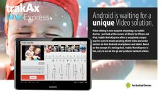 trakAx MovieExpress Mobile Design, Video Editing, Multimedia, Create Yourself, Software, Ipad, Technology, Iphone, Tech