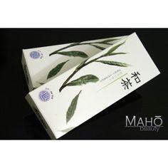 Natūralūs japoniški smilkalai Wacha 和茶 Žalioji arbata 90 lazdelių