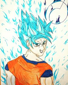 Goku GOD ll ~Manu