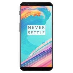 OnePlus 5T Smartphone Android 7.1 Snapdragon 835 Octa Core 6.01 Inch 4G GPS NFC #CheapAndroidSmartphones
