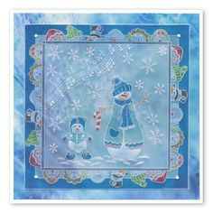 Safari last Sunday – Snowy Antics this Sunday! Clarity Card, Barbara Gray Blog, Embossing Tool, Parchment Cards, Christmas Characters, Build A Snowman, Clever Design, Xmas Cards, Plate Sets