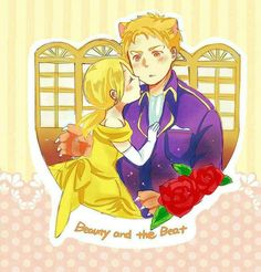 Reikuri Beauty and the Beast