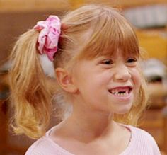 full house, smile, and cute imageの画像 Full House Cast, Michelle Tanner, Two Heads, Ashley S, Olsen Twins, Gap Year, Tooth Fairy, Mini Tattoos, Mood Pics