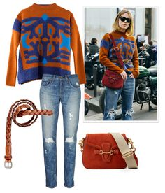 The Long Haul: Our Favorite Ways to Wear the Low-Slung Purse, à la Paris Fashion Week - Gallery - Style.com