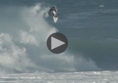 Gabriel Medina's incredible combo during free session in Hossegor