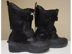 Snowmobile Cold Weather Winter Snow Boots Men's Size 7 / Women's Size 9