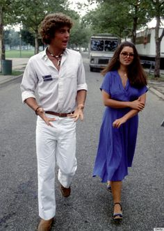 78-John Kennedy Jr. and Maria Shriver