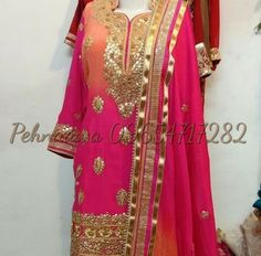Get this suit designed at 09654717282, pehnaawa