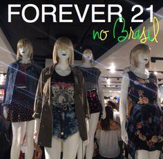 Forever 21 no Brasil – fotos, preços e tudo o que rolou na super inauguração