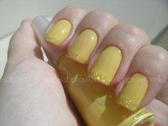 Nail 3 - Unhas Amarelas ~le desafio~