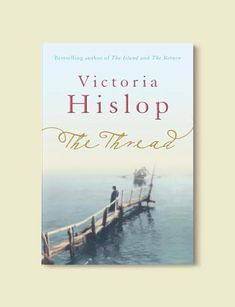 Books Set In Greece - The Thread by Victoria Hislop. For more books visit www.taleway.com to find books set around the world. Ideas for those who like to travel, both in life and in fiction. #books #novels #fiction #travel #greece