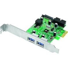 SIIG DP 4-Port USB 3.0 PCIe with 20pin Header (JU-P40511-S1) - by SIIG INC. $59.81. Main FeaturesLimited Warranty: LifetimeManufacturer/Supplier: SIIG, IncManufacturer Part Number: JU-P40511-S1Manufacturer Website Address: www.siig.comBrand Name: SIIGProduct Name: DP 4-Port USB 3.0 PCIe with 20pin HeaderMarketing Information: SIIG's DP 4-Port USB 3.0 PCIe with 20pin Header adds four (2 external amp; 2 internal) SuperSpeed USB 3.0 ports to your PCIe-enabled deskto...