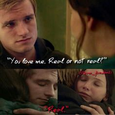 New edit i made from a scene from the new teaser trailer!  #MockingjayPart2 #Unite