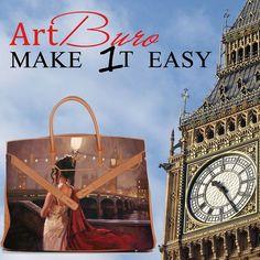 "Art Buro ""Make 1t Easy"" . Personalize your bag! #artburo #make_1t_easy_ #personalizeyourbag #hermeslover #hermesaddict #fashionista #fashionblogger #fanpage #chanellover #chaneladdict #italy #parisfashionweek #milan #pfww #naples #turin #florence  #catania #venice #verona #customized #pinterest #vimeo  #customizedbirkin #florence #giveaway  #paris #christmas #luxury"