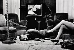 by Helmut Newton, 1975